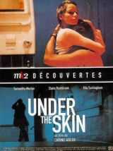 Locandina del film UNDER THE SKIN - A FIOR DI PELLE