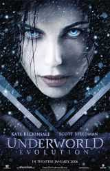 Locandina del film UNDERWORLD: EVOLUTION