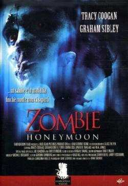 Locandina del film ZOMBIE HONEYMOON